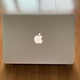 マック(Mac (Apple))の【Officeインストール済】MacBook air 13inch 128GB(ノートPC)