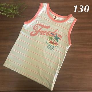エフオーキッズ(F.O.KIDS)のタンクトップ130(Tシャツ/カットソー)