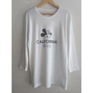 FRAMeWORK - フレームワーク ミッキーTシャツ ホワイト