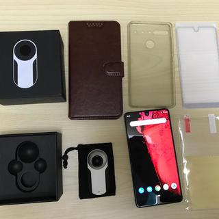Essential Phone PH-1(128GB) 360度カメラ付(携帯電話本体)