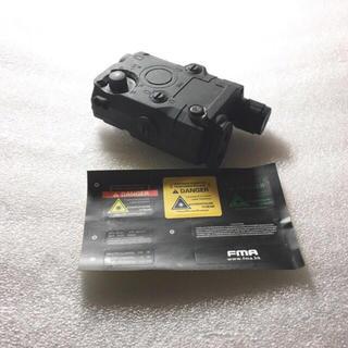 バッテリー ケース カバー ミリタリー グッズ  サバゲー ブラック PEQ-1(カスタムパーツ)