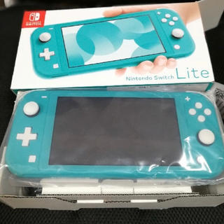 Nintendo Switch - ★ほぼ新品!ニンテンドースイッチライト本体★