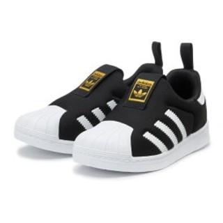 adidas - adidasスーパースタースリッポン 19㎝