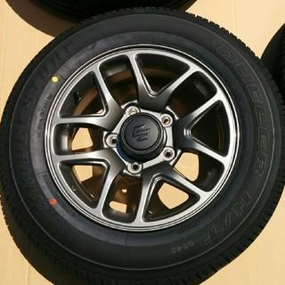 スズキ - 新型ジムニー JB64W XC新車外し純正アルミホイールタイヤ4本セット