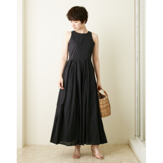 DEUXIEME CLASSE - 試着のみ美品!MARIHA 夏のレディのドレス 黒