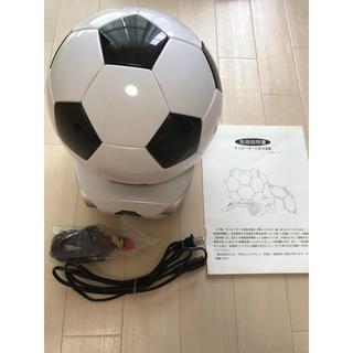サッカーボール型冷温庫(冷蔵庫)