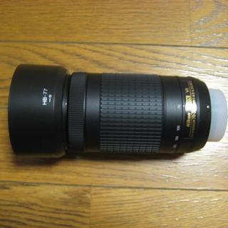 ニコン(Nikon)のNikon AF-P DX NIKKOR 70-300mm フード フィルター付(レンズ(ズーム))