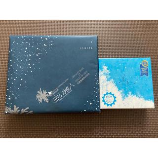 イシヤセイカ(石屋製菓)の白い恋人12枚&美冬3個セット(菓子/デザート)