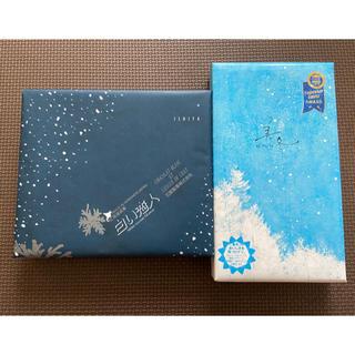 イシヤセイカ(石屋製菓)の白い恋人12枚&美冬6個セット(菓子/デザート)