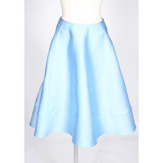 チェスティ(Chesty)のchesty 水色 ブルー スカート(ひざ丈スカート)