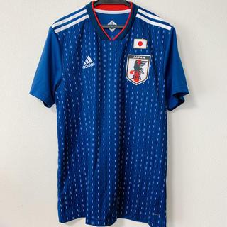 adidas - 2018 adidas サッカー日本代表 HOME レプリカ ユニフォーム 半袖