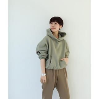TODAYFUL - TODAYFUL  Heavycotton Sweat Parka