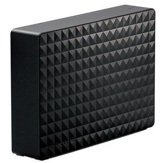 ELECOM - エレコム SGD-MX040UBK 外付HDD テレビ録画 4TB ブラック