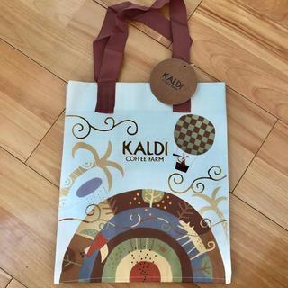 KALDI - 【新品】カルディ エコバッグミニ 限定地球柄