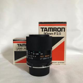 タムロン(TAMRON)のTAMRON 90mm F2.5 SP 52B TELE-MACRO (レンズ(単焦点))