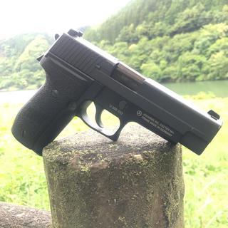 WE/SIG P226 ガスブロ  SIG専用ケース付(ガスガン)