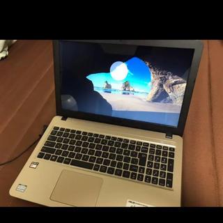ASUS - ノートパソコン ASUS 15.6型 美品