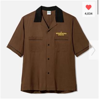 ジーユー(GU)の GU studio sevenオープンカラーシャツ(シャツ)