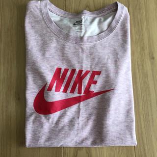 ナイキ(NIKE)のNIKE ピンク tシャツ(Tシャツ(半袖/袖なし))