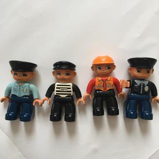 レゴ(Lego)の★LEGO デュプロ 人形 レゴブロック  レゴデュプロ lego  フィグ(積み木/ブロック)