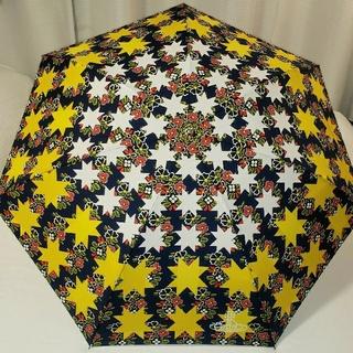 ヴィヴィアンウエストウッド(Vivienne Westwood)の2020最新作🌟フォークスター🌟折り畳み傘☔雨傘NVヴィヴィアンウエスト(傘)