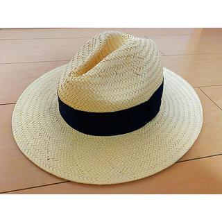 エイチアンドエム(H&M)のH&M ハット 麦わら帽子(麦わら帽子/ストローハット)