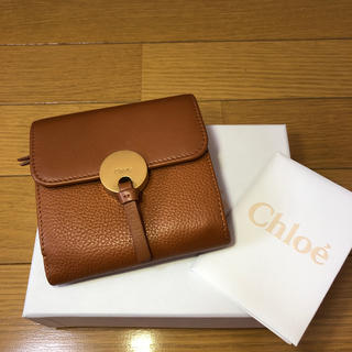 Chloe - クロエ 折りたたみミニ財布