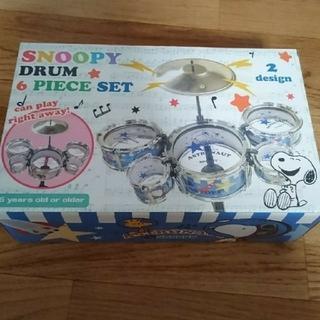スヌーピー(SNOOPY)のスヌーピー 6型ドラム(キャラクターグッズ)