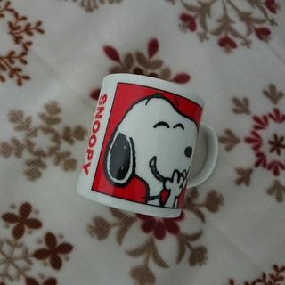 スヌーピー(SNOOPY)の新品 スヌーピーマグカップ(グラス/カップ)