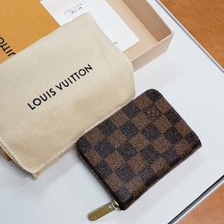 ルイヴィトン(LOUIS VUITTON)の2018年製造品☆ルイヴィトン ジッピーコインパース(コインケース)