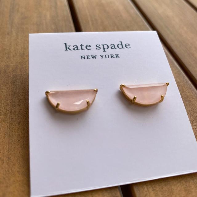 kate spade new york(ケイトスペードニューヨーク)の【KATE SPADE】未使用新品ピアス レディースのアクセサリー(ピアス)の商品写真