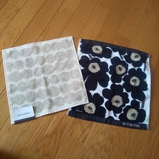 marimekko - 【値下げ】新品未使用 マリメッコ タオル セット