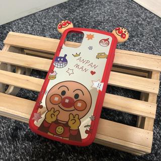 アンパンマン iPhone アイフォンケース 7/8/新型SE