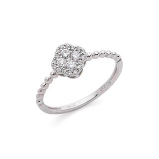 プラチナ 900  ダイヤモンド リング  0.20カラット(リング(指輪))