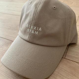 ALEXIA STAM - alexiastam 新作 キャップ