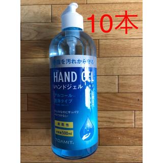 ハンドジェル  東亜産業  10本