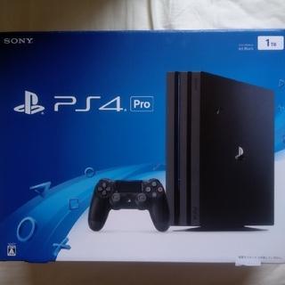 PlayStation4 - SONY PlayStation4 Pro 本体  1TB スタンド付