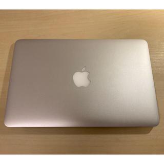 マック(Mac (Apple))のMacBook Air11インチ  マックブックエア11インチ(ノートPC)