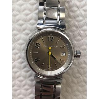 LOUIS VUITTON - 1万円値下げ 早い者勝ち 希少 美品 ルイヴィトン時計 タンブール Q1212