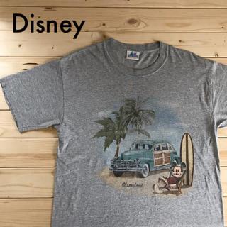 Disney - ディズニー ミッキー Tシャツ ヴィンテージ古着