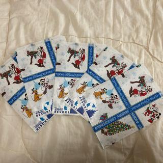 Disney - ディズニー スーベニア紙袋 5枚セット クリスマス