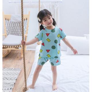 ♡新品♡ パジャマ 部屋着 半袖 短パン セットアップ 可愛い (パジャマ)