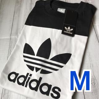 adidas - 最終お値下げ♡新品/adidas♡ビッグロゴTシャツ/男女兼用Mサイズ