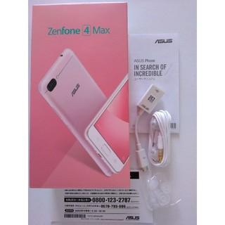ASUS - ZenFone 4 Max ZC520KL イヤホン USBケーブル付き