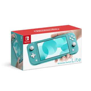 Nintendo Switch - ニンテンドーSwitch スイッチ light  ほぼ新品。即日発送!