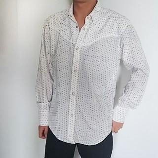 アズールバイマウジー(AZUL by moussy)のAZUL メンズ長袖シャツ(シャツ)