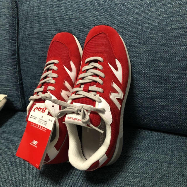 New Balance(ニューバランス)のニューバランススニーカー メンズ26.5センチ‼️ メンズの靴/シューズ(スニーカー)の商品写真