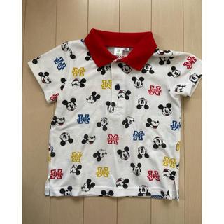 ディズニー(Disney)のミッキー ポロシャツ(Tシャツ/カットソー)