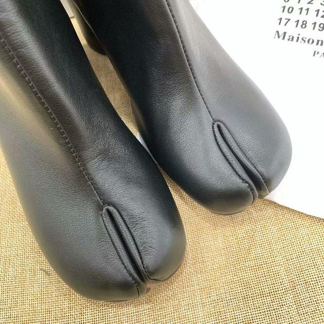 Maison Martin Margiela(マルタンマルジェラ)のMaison Margiela マルジェラ 足袋 足袋ブーツ 37 レディースの靴/シューズ(ブーツ)の商品写真
