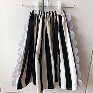 コドモビームス(こども ビームス)のemma de choeur スカート 130センチ(スカート)